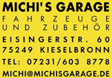 MICHIS GARAGE NIEFERN - HOME